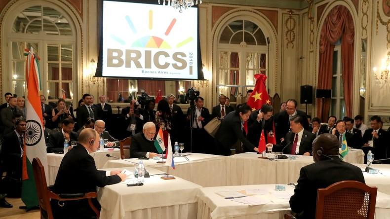 Lawrow: BRICS New Development Bank machte Investitionen im Wert von über zehn Milliarden USD