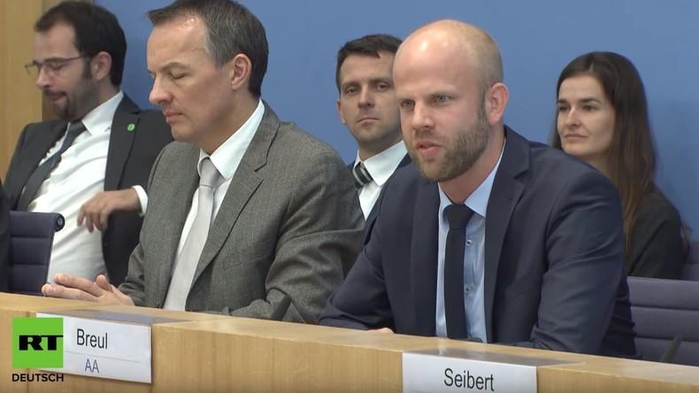 Bundespressekonferenz: Plant Bundesregierung Offenlegung aller Treffen mit Lobbyisten?
