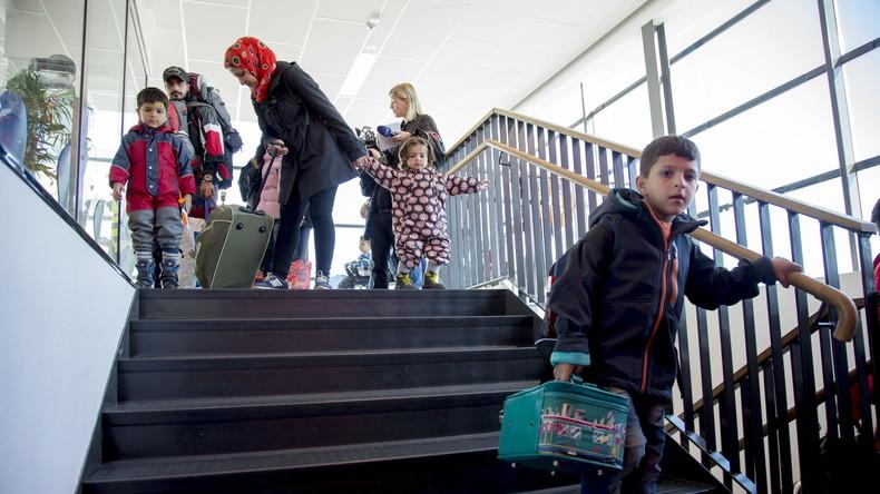 Schwedische Kleinstadt wehrt sich gegen staatliche Verteilung neuer Migranten