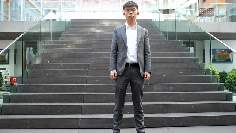 Joshua Wong in Berlin: Deutschlands Flirt mit Radikalen