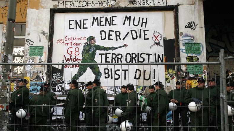 Mehrheit linksextremer Straftaten richtet sich gegen AfD