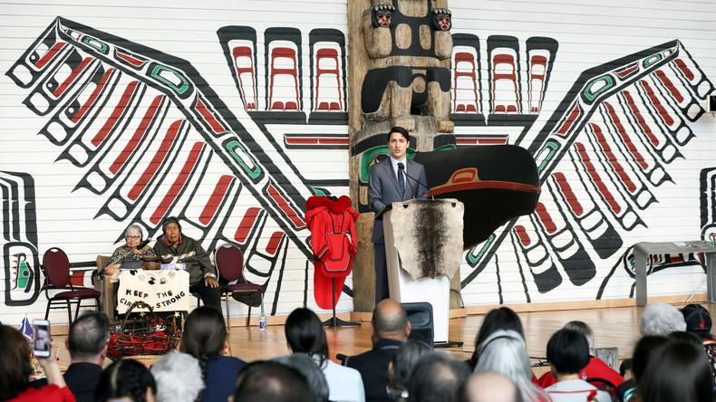 """""""Weiter für Gerechtigkeit kämpfen"""" – Kanada und der Völkermord an Indigenen"""