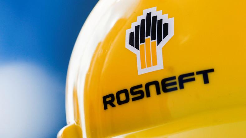 Russland bereitet sich auf mögliche US-Sanktionen gegen Ölriesen Rosneft vor