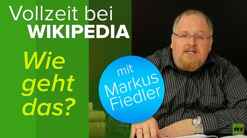 Der Grüne Andreas L. ist ehrenamtlicher Vollzeit-Wikipedianer