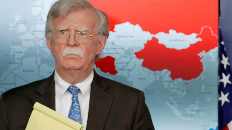 USA: Was könnte zum Abgang des Sicherheitsberaters John Bolton geführt haben? (Video)