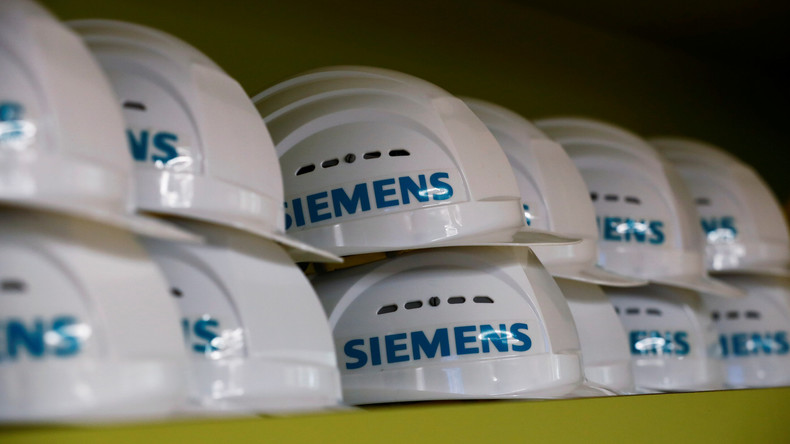 Siemens sichert sich Kraftwerksauftrag im Irak