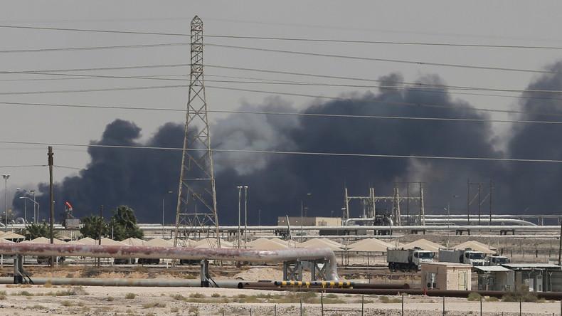 USA machen Iran für Drohnenangriffe in Saudi-Arabien verantwortlich