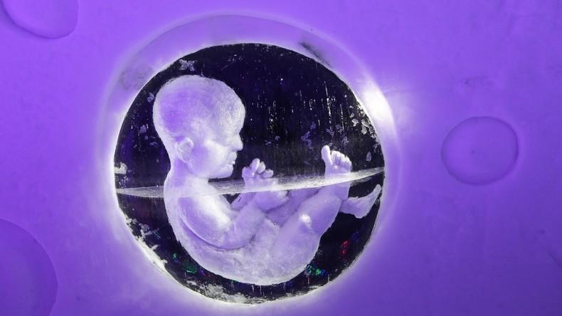 Grauenvolle Sammlung: US-Polizei findet mehr als 2.000 Überreste von Embryos im Haus eines Arztes