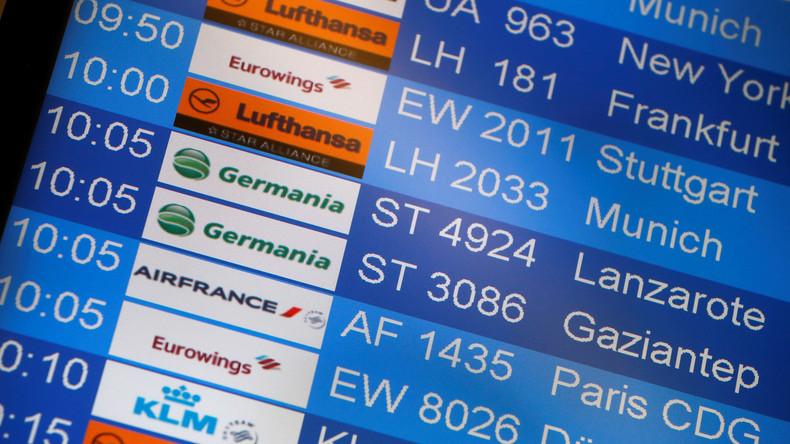 Klimakonzept der CDU nimmt Inlandsflüge ins Visier
