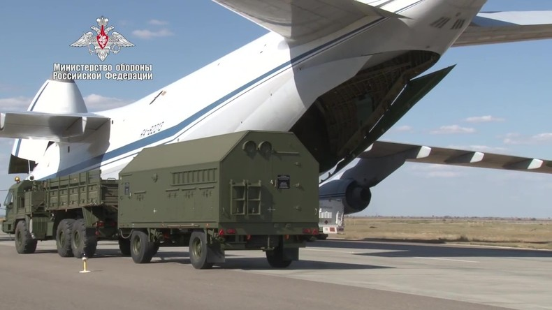 Russland schließt zweite Phase der S-400-Lieferungen an Türkei ab
