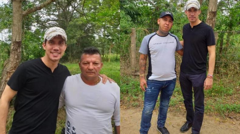Juan Guaidó Arm in Arm mit Chefs eines Drogenkartells – Wie bewertet Bundesregierung diese Fotos?