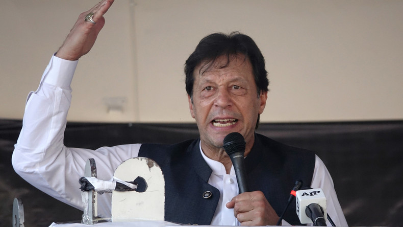 """Pakistanischer Premier zu Krieg mit Indien: """"Kapitulation oder Atomtod"""""""
