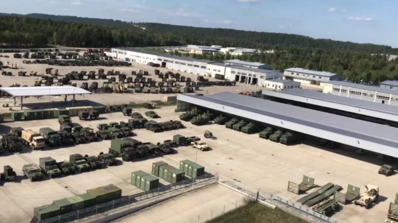 """""""Saber Junction 19"""" – US-Armee trainiert Luftkampf in Grafenwöhr und Hohenfels"""
