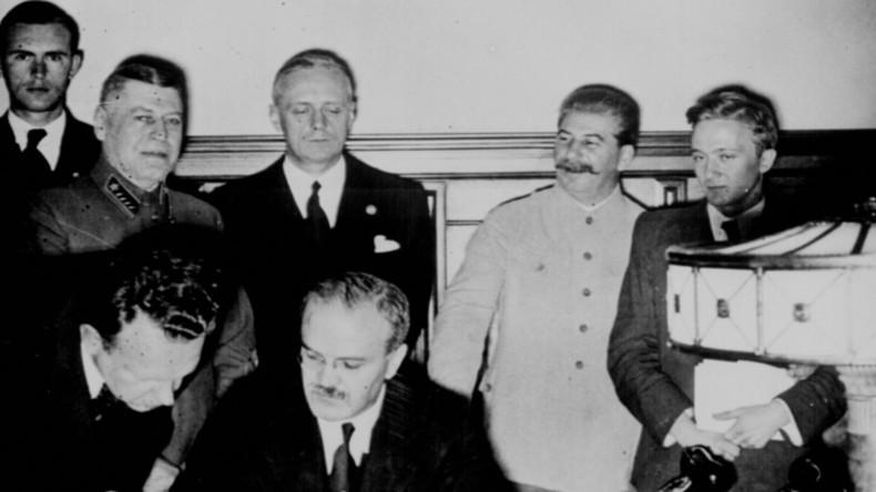 Aus der Not heraus: Neue Dokumente zeigen wahre Hintergründe des Molotow-Ribbentrop-Pakts