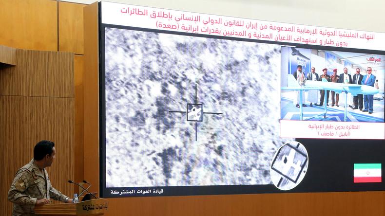 Russland warnt die USA vor Instrumentalisierung der Angriffe auf Ölförderanlagen in Saudi-Arabien