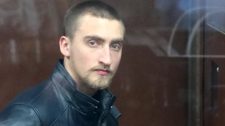 Moskau: Schauspieler zu dreieinhalb Jahren Haft wegen Widerstands bei Festnahme verurteilt
