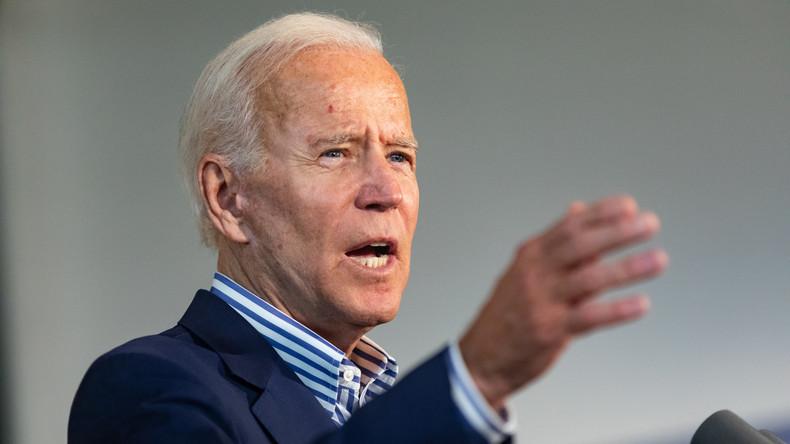 "USA: Joe Biden, der ""liberale Rassist"" (Video)"