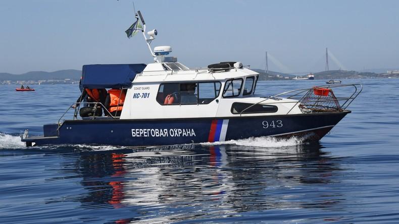 Drei russische Grenzschutzbeamte bei Angriff nordkoreanischer Wilderer im Japanischen Meer verletzt