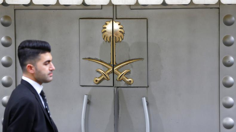 Still und heimlich: Saudi-Arabien verhökerte zu Spottpreis Konsulat, in dem Khashoggi ermordet wurde