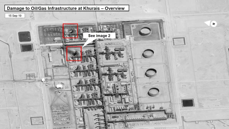 """""""Wissen nicht, wer hinter Angriff auf Ölanlage steckt"""" – Saudi-Arabien widerspricht indirekt USA"""