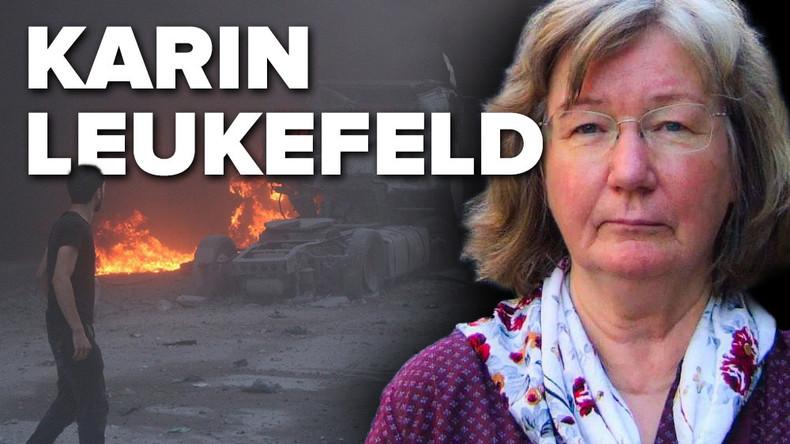 """""""Schwierige Gemengelage"""" – Karin Leukefeld berichtet aus Syrien zur Situation in Idlib (Video)"""