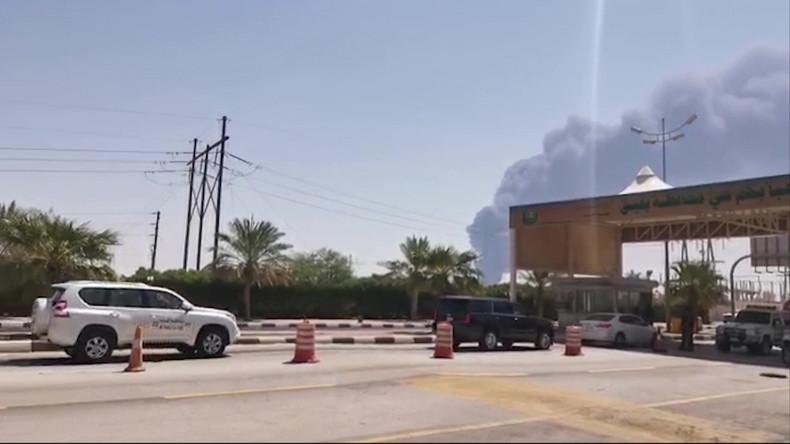 Angriff auf saudische Ölraffinerie: USA haben es wieder eilig mit Schuldzuweisung (Video)