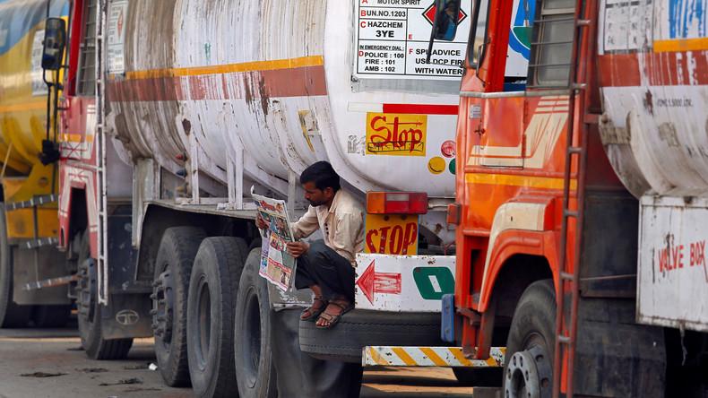 Nach Angriffen auf saudische Ölanlagen: Indien will Rohölimporte aus Russland steigern