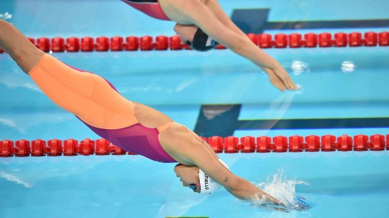 Zu viel nackte Haut: Schwimmerin gewinnt Rennen und wird wegen Schwimmanzug disqualifiziert