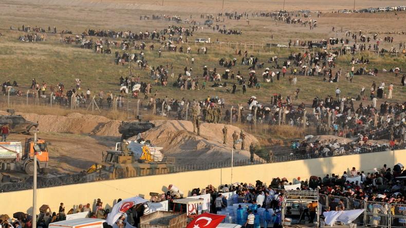 """Wegen Idlib"": Erdoğan will neuen Flüchtlingsgipfel mit Merkel, Macron und Putin"