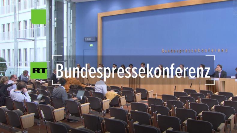 Regierungssprecher: Edward Snowden wird mit oder ohne Merkel nie Asyl in Deutschland erhalten