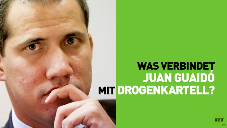 "Was verbindet Juan Guaidó und das kolumbianisches Drogenkartell ""Los Rastrojos""?"