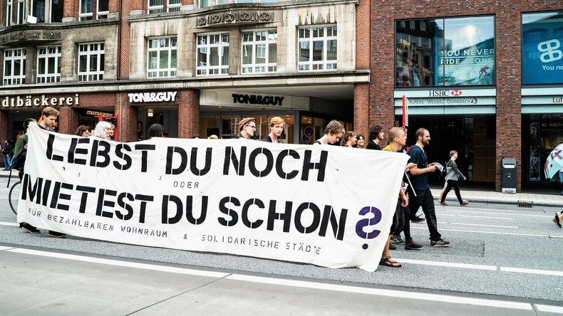 """""""Manche Investoren vergraule ich gern"""" – Berliner Bausenatorin Lompscher steht zu Mietendeckel"""