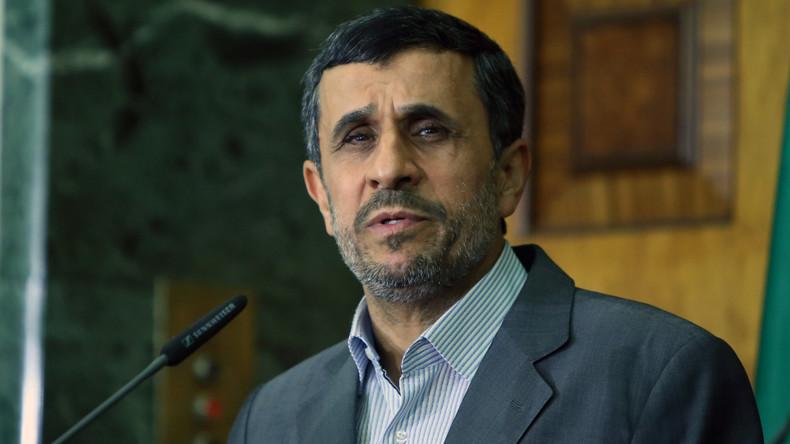 """Mahmud Ahmadineschād im Gespräch mit Rafael Correa: """"Die USA wollen unseren Fortschritt behindern"""""""