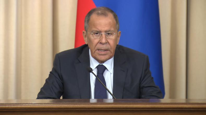 """Russland: Lawrow fordert eine """"objektive"""" Untersuchung der saudischen Ölangriffe"""
