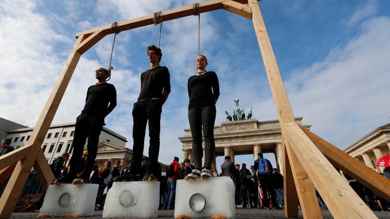 """""""Weltweiter Klimastreik"""" – Straßenblockaden in Deutschland (mit Livestream)"""