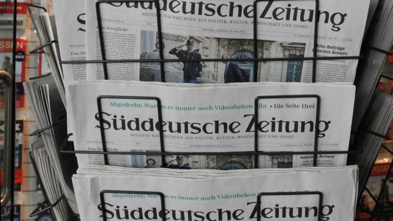 Das Streiflicht der Süddeutschen Zeitung und 9/11: Mal 'ne echt gestreckte Gossen-Glosse