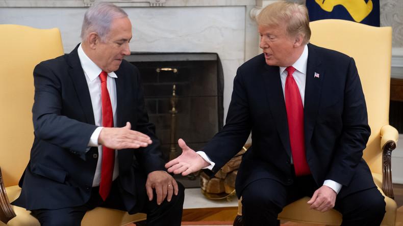 Ex-US-Außenminister Tillerson: Israel spielte Trump mit Lügen aus