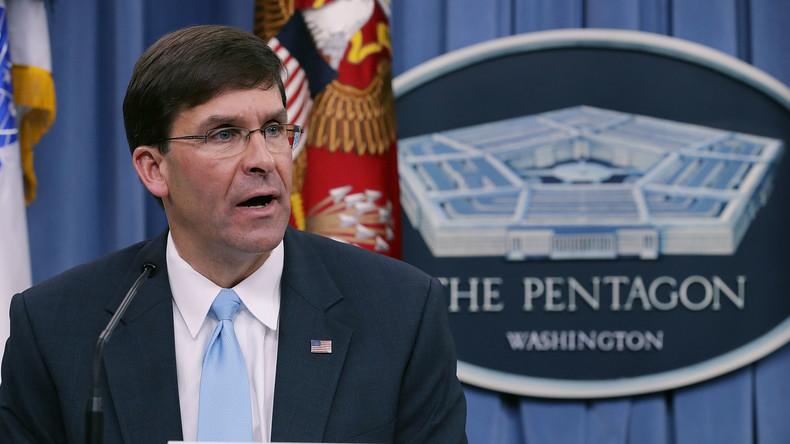 Pentagon verlegt nach Angriffen auf saudische Ölanlagen weitere Truppen in den Nahen Osten