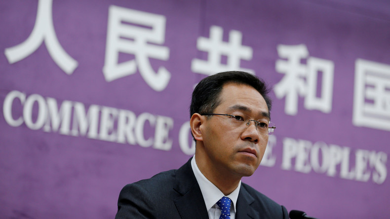 Xinhua: Handelsgespräche zwischen Washington und Peking verliefen konstruktiv
