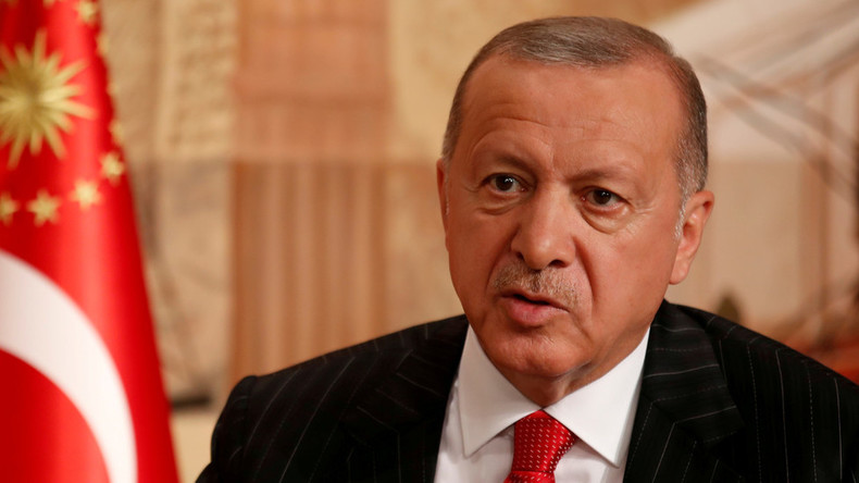Erdoğan: Vorbereitungen auf Militäroffensive in Nordsyrien laufen