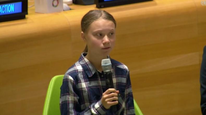 UNO: Thunberg und Generalsekretär Guterres sprechen beim Jugend-Klimagipfel