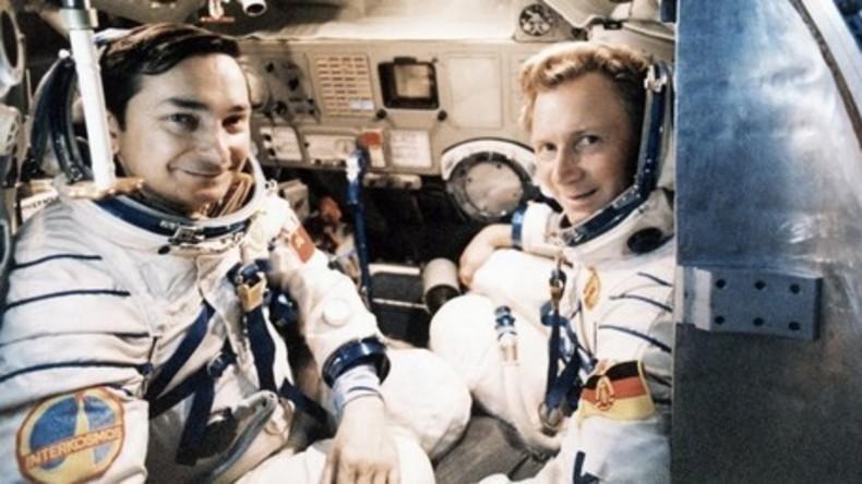 Der erste Deutsche im All: Kosmonaut Sigmund Jähn im Alter von 82 Jahren gestorben