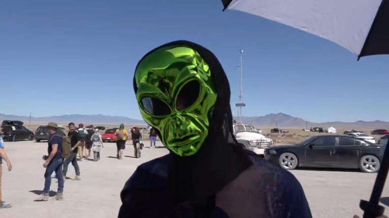 USA: UFO-Jäger treffen sich in Area 51