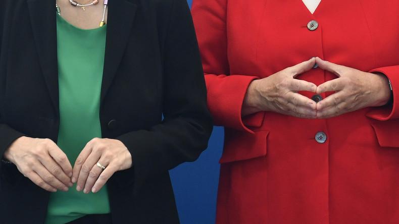Kurz nach Klimapaket: Merkel und Kramp-Karrenbauer fliegen in separaten Maschinen in die USA