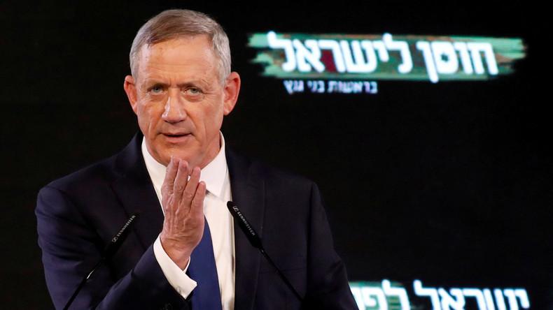 Regierungsbildung in Israel: Arabische Liste entscheidet sich für Gantz als geringeres Übel