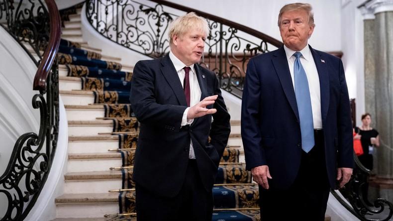 Beweise werden überbewertet: Boris Johnson beschuldigt Iran ohne Angabe von Erkenntnissen
