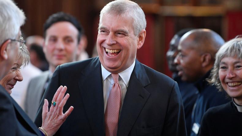 Prinz Andrew und der Epstein-Skandal: Die britische Presse zeigt auf Russland