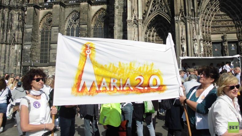 """""""Maria 2.0"""" – Kölner Katholikinnen zeigen wenig Interesse"""