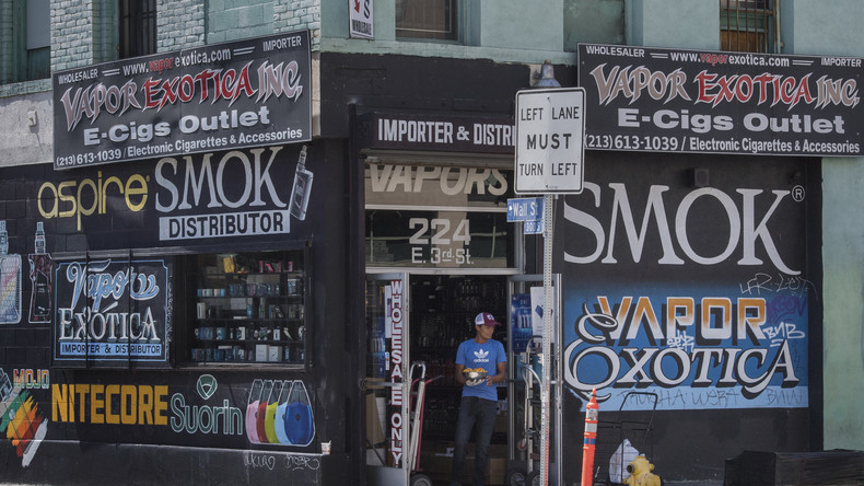 E-Zigarette: Was steckt hinter den Todesfällen in den USA?