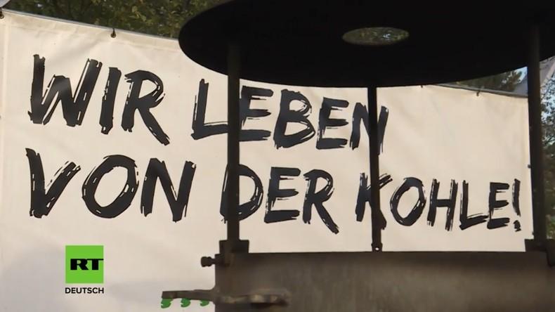 Lausitz: Hunderte Kohle-Jobs nach Klage von Umweltverbänden gefährdet (Video)